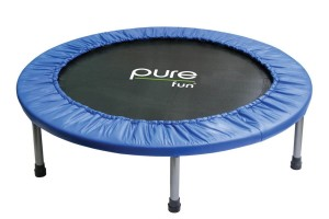 A Comprehensive and Complete Pure Fun Mini Trampoline Review