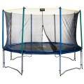 Pure Fun 12-Foot Trampoline with Enclosure Set Review