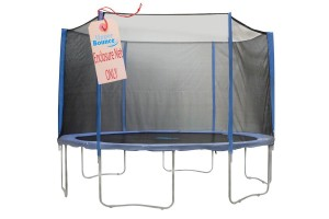 A Complete Upper Bounce Trampoline Enclosure Safety Net Review